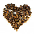 Cofee_heart — Stock Photo