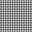 Black-and-white seamless pattern. Vector — Stock Vector #1133315