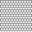 Royalty-Free Stock Vector: Black-and-white seamless pattern. Vector