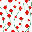 Flower background — Imagen vectorial