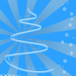 Royalty-Free Stock Vector: Winter background