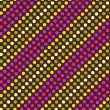 Vecteur: Retro seamless pattern
