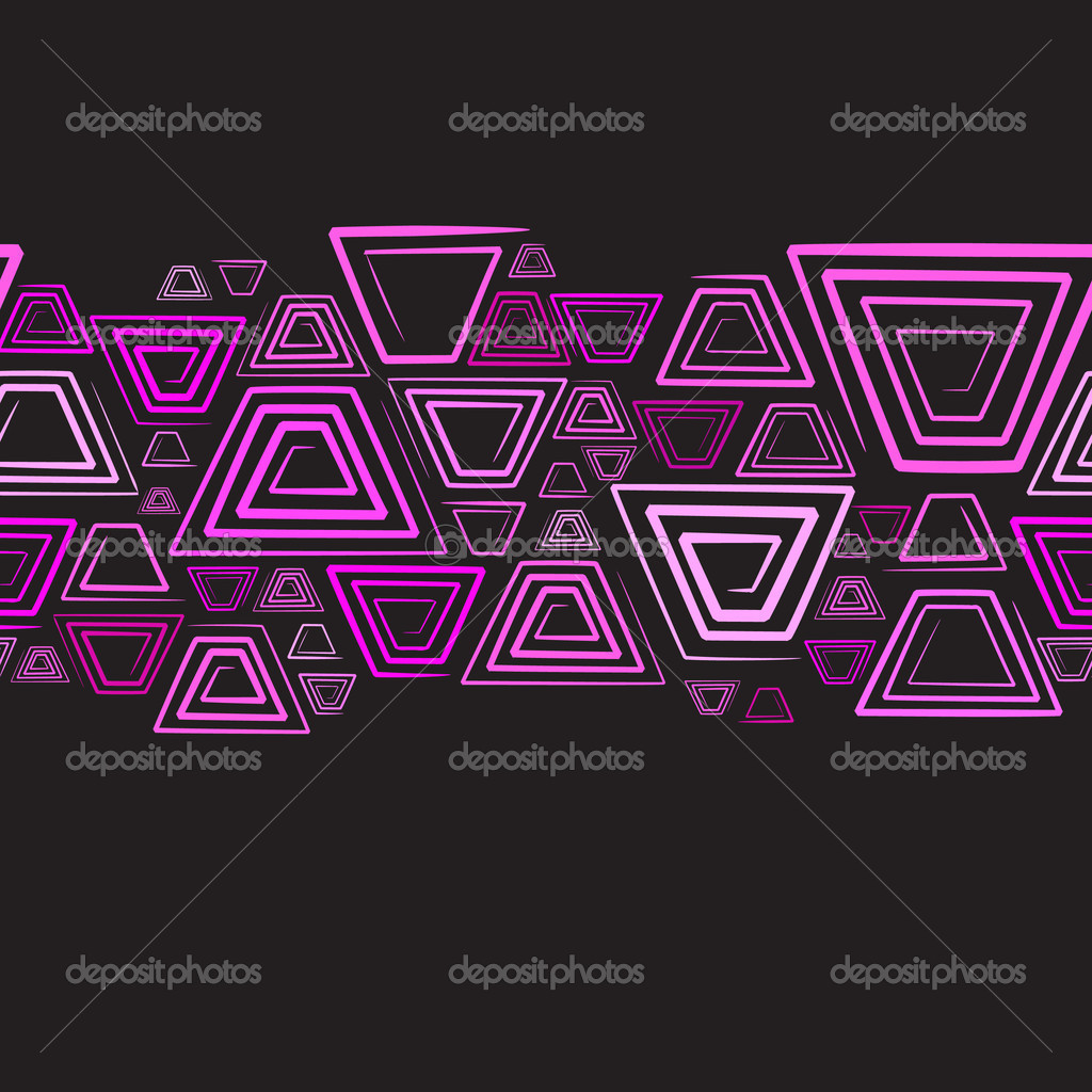 Seamless horizontal background. Vector illustration — Stock Vector #1133445