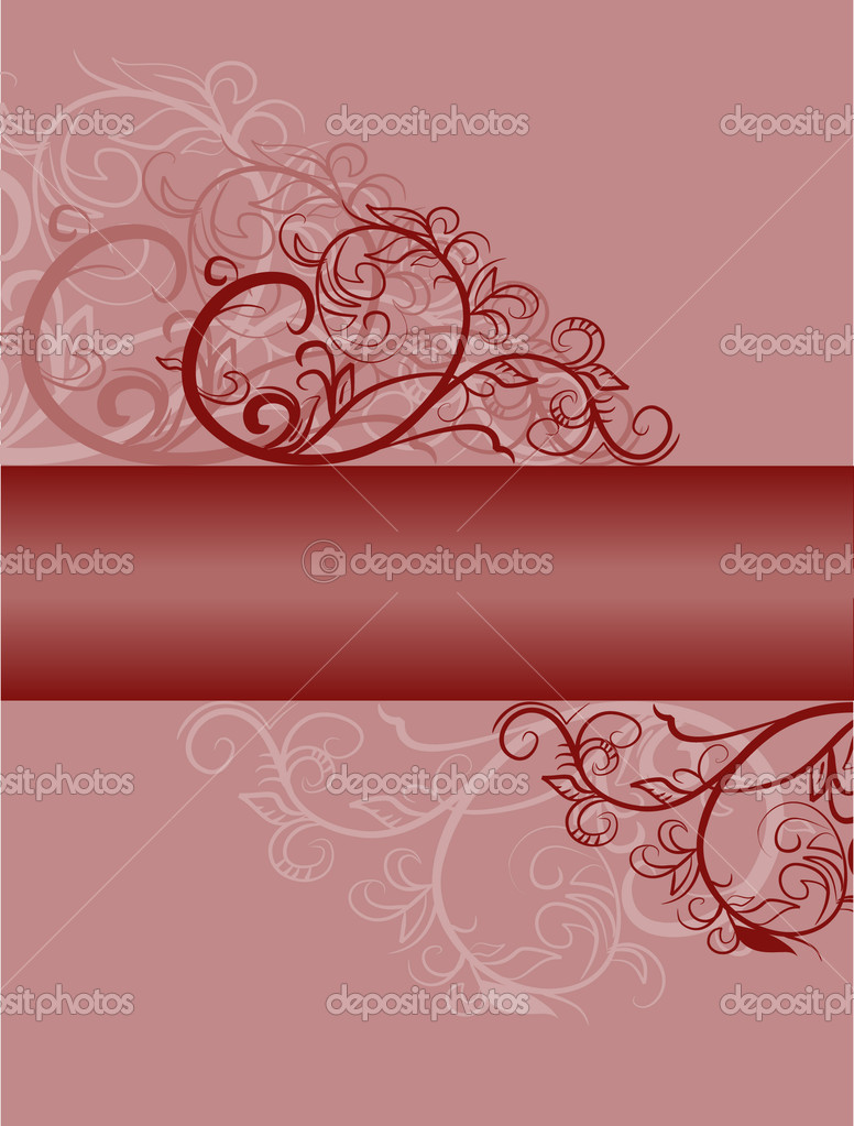 Stylish banner. Vector illustration — Stock Vector #1134246