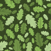 Background with leaves — Stock Vector