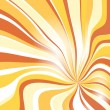 Abstract solar background — Stock Vector