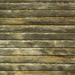 Old wooden wall structure - Stock Photo