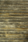 Old wooden wall structure — Stock Photo