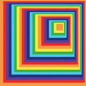 En siffra är en kvadrat — Stockvektor