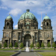 Berlin Cathedral (Berliner Dom) — Stock Photo #1117999