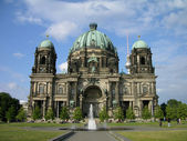 Berlin Cathedral (Berliner Dom) — Foto Stock
