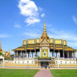 Grand Palace in Pnom Penh, - Stock Photo