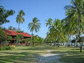 Cenang beach, Langkawi, Malaysia — Stock Photo
