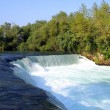 Waterfall in Manavgat — Stock Photo