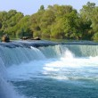 Waterfall in Manavgat, Turkey - Stock Photo