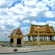 Phnom Penh, Cambodia - Stock Photo