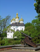St. Catherine Church, Chernigov, Ukraine — Stock Photo