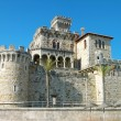 Estoril castle near Lisbon, Portugal — Stock Photo #1242606