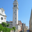 Greek Orthodox Cathedral in Venice — Stock Photo