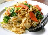 Thai style noodles — Foto Stock