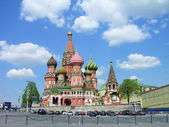 St.Basil's Cathedral, Moscow — Stock Photo