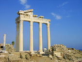 Temple of Apollo, Side, Turkey — Foto Stock