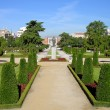 Stock Photo: Park Buen-Retiro in Madrid