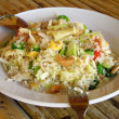Stock Photo: Thai-style fried rice