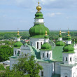 Trinity Monastery in Chernigov, Ukraine - Stock Photo