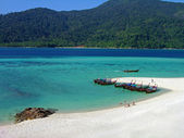 Lipe island, Andaman sea, Thailand — Photo