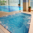 Indoor swimming pool - Foto Stock