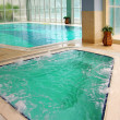 Indoor swimming pool — Stock Photo #1462897