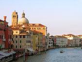 Canal grande, venezia, italia — Foto Stock