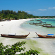 Beach on Lipe island, Thailand — Foto de Stock