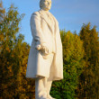 Stock Photo: Lenin monument