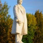 Lenin monument — Stock Photo #1139506