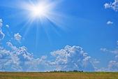 Summer heat — Stock Photo
