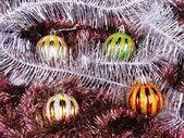 Christmas decoration c — Stock Photo