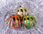 Christmas decoration d — Stock Photo
