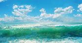 Paisagem pitoresca marinha. — Foto Stock