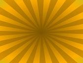 Yellow rays — Stock Photo