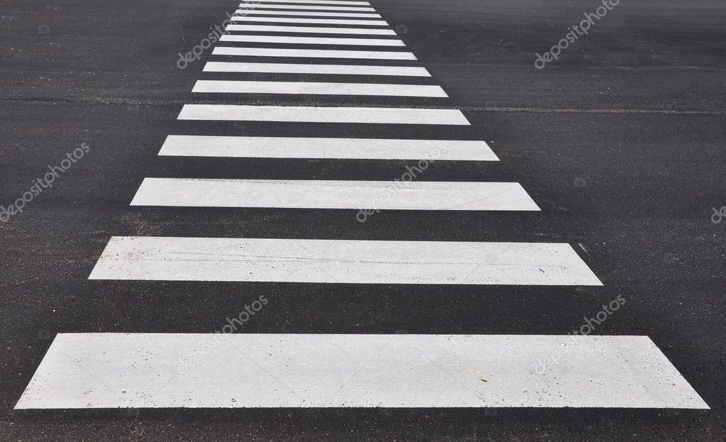 Crosswalk  Stock Photo #1204719