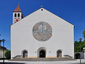 Church Saint Martin in Deggendorf — Stock Photo