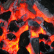 Stock Photo: Charcoals