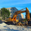 Royalty-Free Stock Photo: Excavator