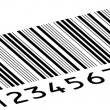 Stock Vector: Bar code