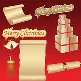 Christmas8 — Stock Vector