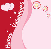 Happy valentine's1 — Stock Vector