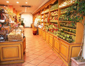 France. Nice. Small shop — Stock Photo