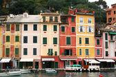 Italia, puerto de portofino — Foto de Stock